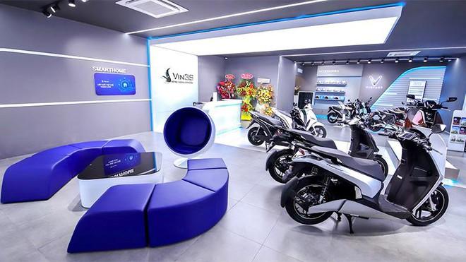 Khai trương 64 showroom xe máy điện VinFast kết hợp trung tâm trải nghiệm Vin3S toàn quốc ảnh 4