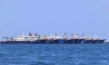 Toan tính của Trung Quốc khi triển khai 200 tàu cá trên Biển Đông