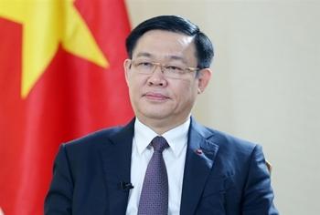 Giới thiệu ông Vương Đình Huệ để bầu Chủ tịch Quốc hội