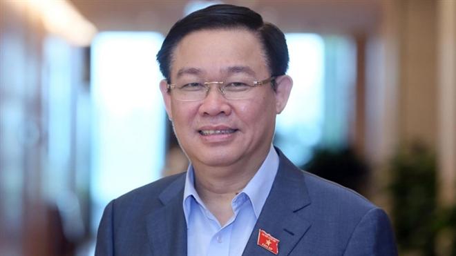 Chủ tịch Quốc hội Vương Đình Huệ tuyên thệ nhậm chức - 1