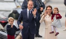 Công nương Kate sinh con trai