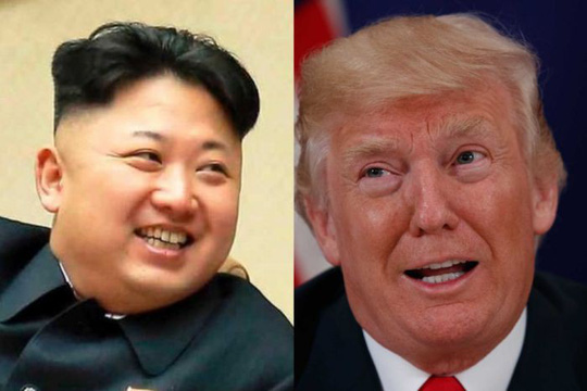 tong thong trump bat ngo doi giong ve ong kim jong un