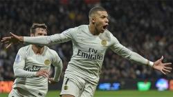 Mbappe đưa PSG tiến gần hơn đến ngôi vô địch Ligue 1