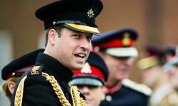 Hoàng tử Anh William trải nghiệm ba tuần làm điệp viên