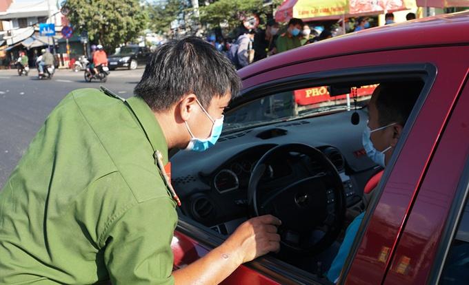 2.500 người Sài Gòn bị phạt vì không đeo khẩu trang