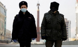 Moskva thêm hơn 1.000 ca nhiễm nCoV