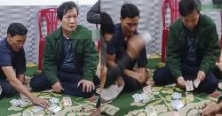 Đình chỉ công tác chủ tịch xã đánh bạc khi trực phòng chống COVID-19