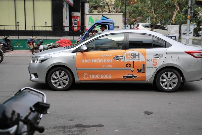 Taxi tại TP.HCM được phép hoạt động từ 0h ngày 23/4