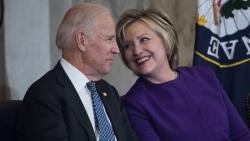 Bà Hillary Clinton ủng hộ ông Biden làm ứng viên Tổng thống Mỹ