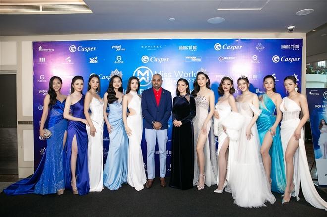 Vietjet bảo trợ vận chuyển hàng không cho cuộc thi Miss World Vietnam 2021 - 2