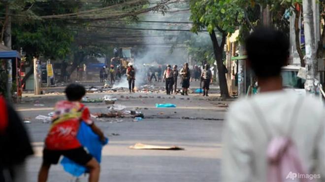 Khủng hoảng Myanmar tròn 2 tháng - 1