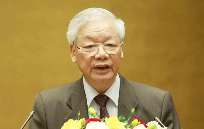 Trình Quốc hội việc miễn nhiệm Chủ tịch nước