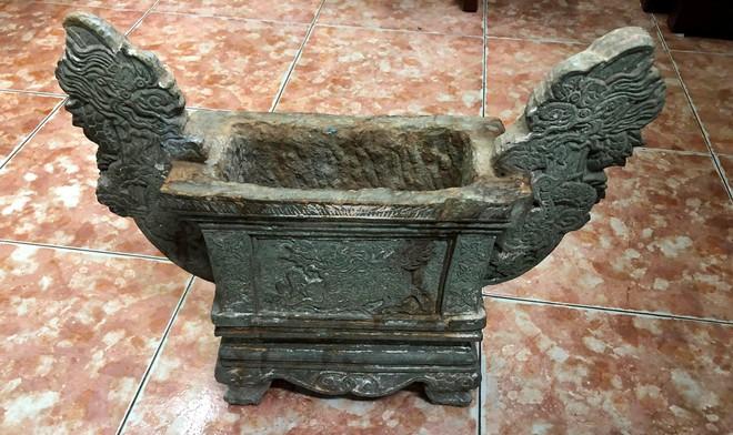 Gian nan hành trình tìm lại bát hương cổ hàng trăm năm tuổi bị đánh cắp ở Hà Nội ảnh 1