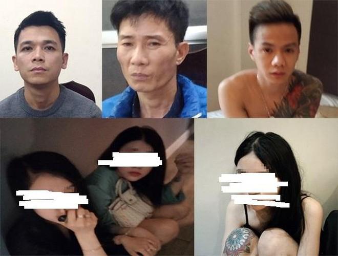 Ổ nhóm tổ chức 'động lắc' tại Bệnh viện Tâm thần Trung ương I đối diện tội danh nào? ảnh 1