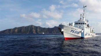 Nhật Bản siết chặt phòng thủ trước tin 20.000 dân Trung Quốc di dời đến Senkaku