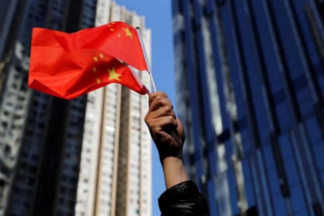 Dòng tweet 'đậm mùi' gây hấn của đại sứ quán Trung Quốc tại Ireland - 1