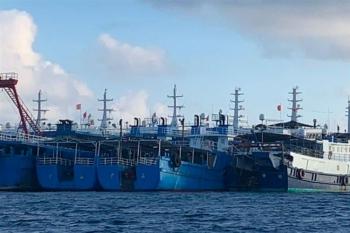 Philippines phát hiện nhiều cấu trúc nhân tạo ở Biển Đông, nghi của Trung Quốc