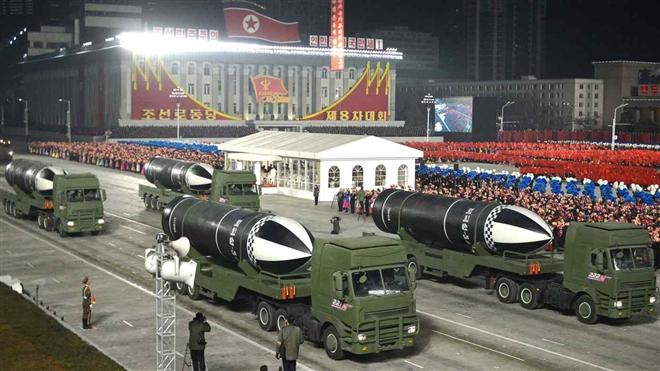 Mỹ - Nhật - Hàn gây áp lực với Triều Tiên, yêu cầu từ bỏ chương trình hạt nhân