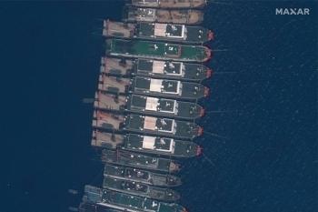 Philippines tố 44 tàu Trung Quốc vẫn ở đảo Sinh Tồn Đông