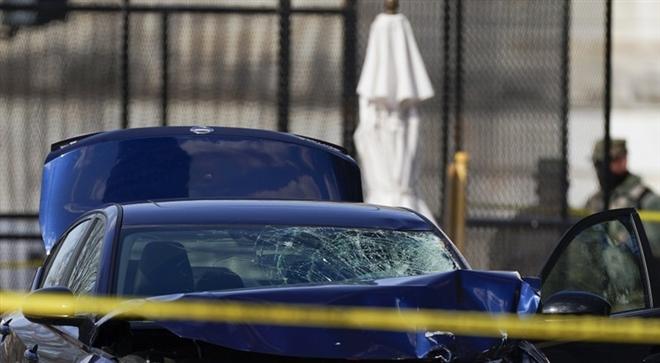 Kẻ tấn công cảnh sát đồi Capitol mắc chứng hoang tưởng
