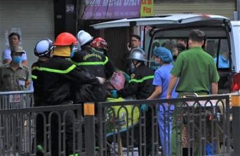 Danh tính 4 nạn nhân trong cùng gia đình tử vong sau vụ cháy lớn ở Hà Nội