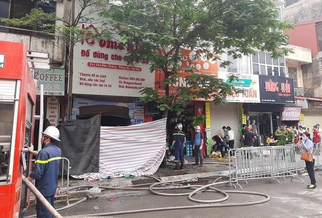 Vụ cháy tại số nhà 311 phố Tôn Đức Thắng và những lời cảnh báo
