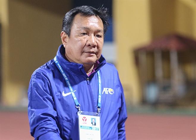 Ông Hoàng Văn Phúc làm HLV trưởng Hà Nội FC - 1