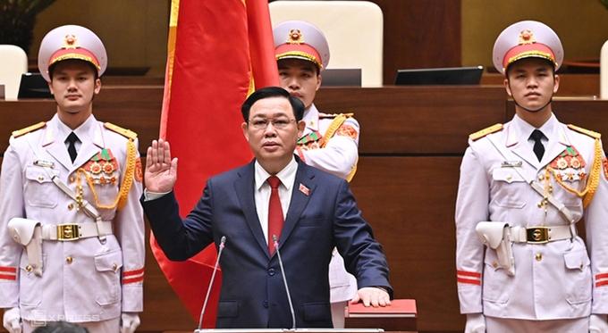 Báo nước ngoài viết về Việt Nam bầu các lãnh đạo mới