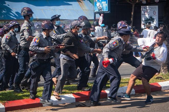 40 trẻ em Myanmar chết trong các cuộc biểu tình - 2
