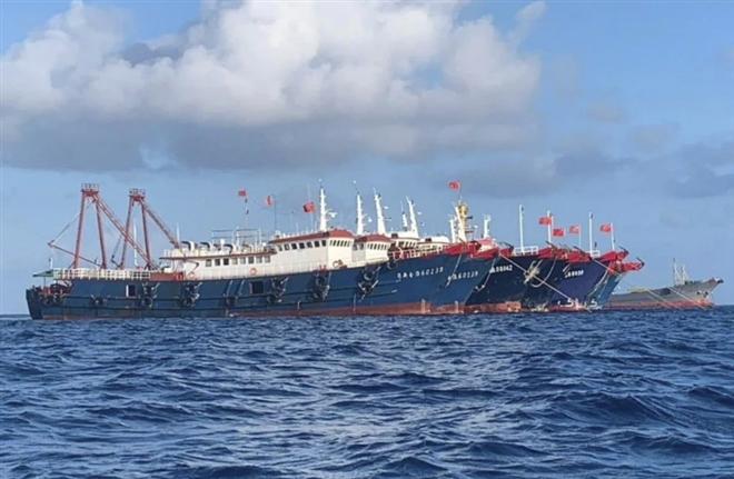Đồng loạt điều tàu sân bay vào Biển Đông và Hoa Đông, Mỹ - Trung muốn gì? - 1