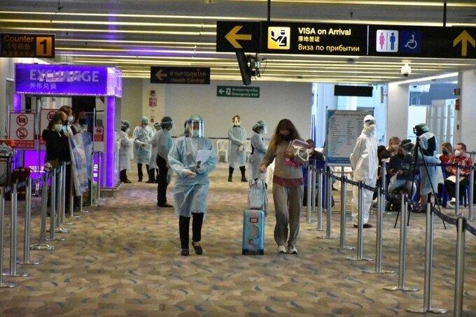 Phuket đón khách quốc tế trở lại
