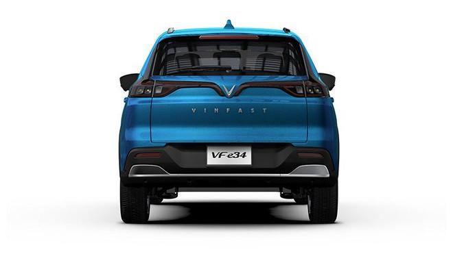 VinFast VF e34 - cuộc cách mạng trên thị trường ô tô Việt Nam ảnh 3