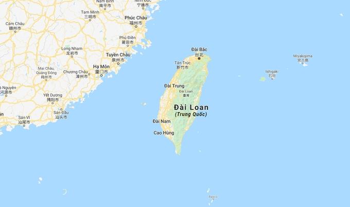 Tiêm kích, trinh sát cơ Trung Quốc áp sát Đài Loan