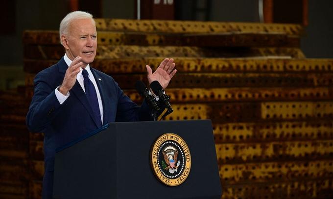 Tham vọng hạ tầng nghìn tỷ USD của Biden khơi khẩu chiến
