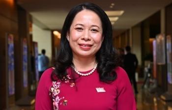 Bà Võ Thị Ánh Xuân làm Phó chủ tịch nước