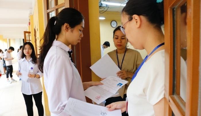 Thí sinh nào được miễn thi, đặc cách xét tốt nghiệp THPT?