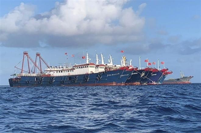 Trung Quốc làm 'phép thử Biển Đông' với chính quyền Biden? - 1