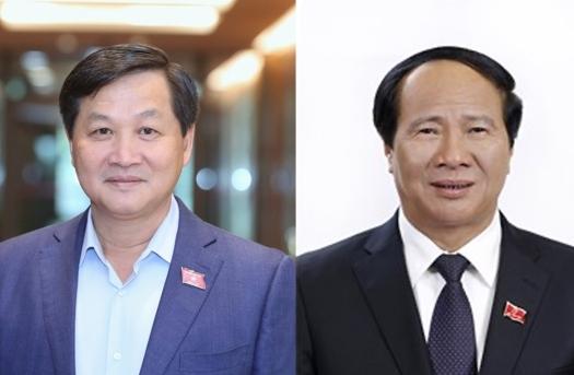 Hôm nay, Quốc hội phê chuẩn bổ nhiệm Phó Thủ tướng và các Bộ trưởng