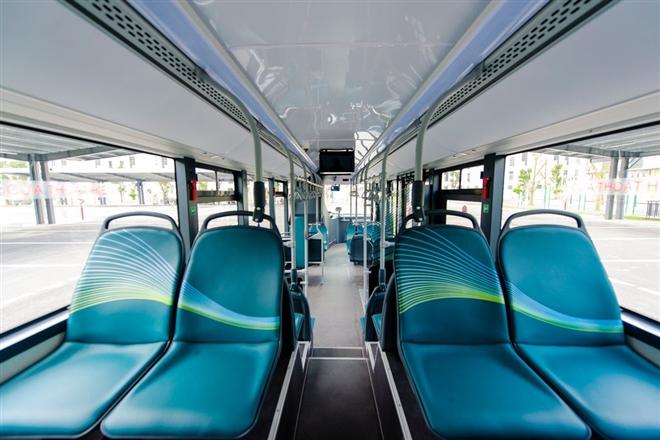 Xe buýt điện thông minh VinBus bắt đầu được vận hành - 3