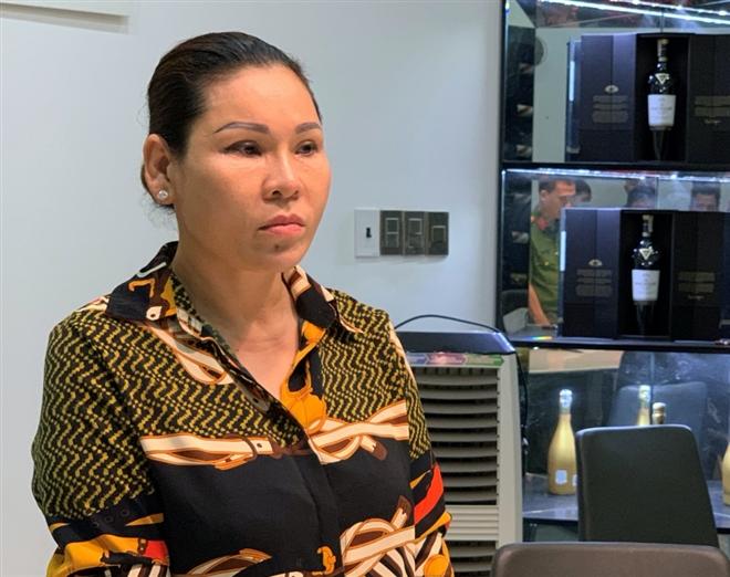 Bà Rịa - Vũng Tàu: Bắt tạm giam nữ đại gia liên quan vụ án Thiện 'Soi' - 1