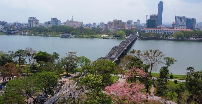 Chi tiết quy hoạch hai bờ sông Hương