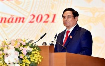 Thủ tướng Phạm Minh Chính: Đặt lợi ích dân tộc, nhân dân lên trên hết