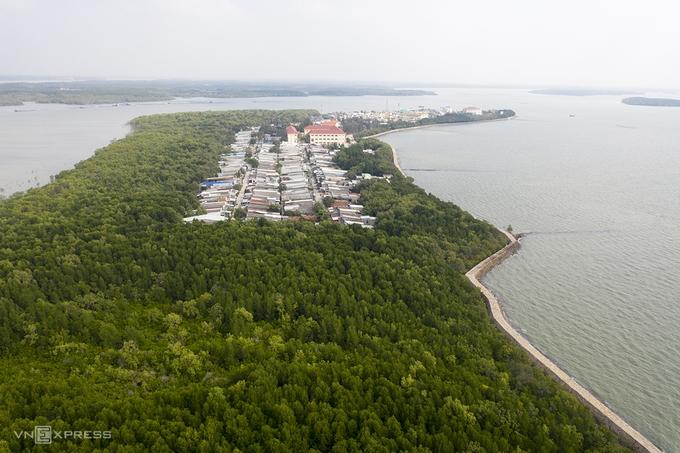 20 năm khát vọng hướng ra biển của TP HCM