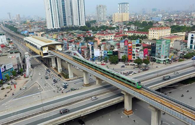 Đường sắt Cát Linh - Hà Đông sẽ phục vụ khách miễn phí 15 ngày đầu khai thác