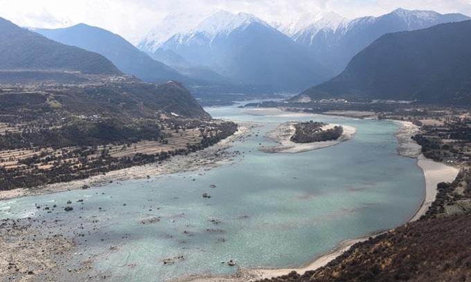 Ấn Độ lo ngại siêu đập thủy điện của Trung Quốc