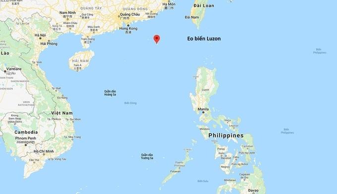 Tàu sân bay Trung Quốc vào Biển Đông