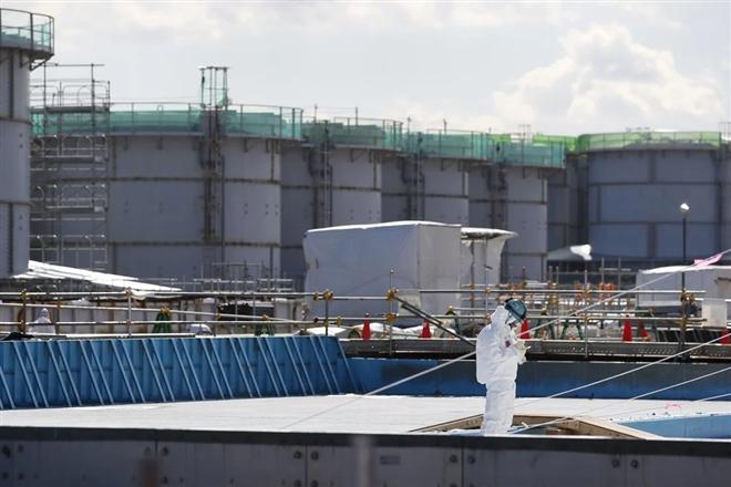 Nhật Bản định xả nước từ nhà máy hạt nhân ra biển, Trung Quốc lên tiếng  - 1