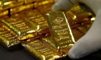 Giá vàng thế giới và chứng khoán Mỹ đồng loạt giảm