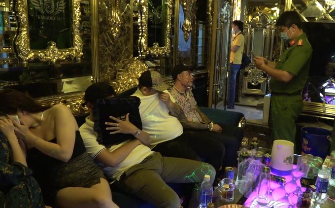 Karaoke X.O tiếp tục để khách chơi ma túy