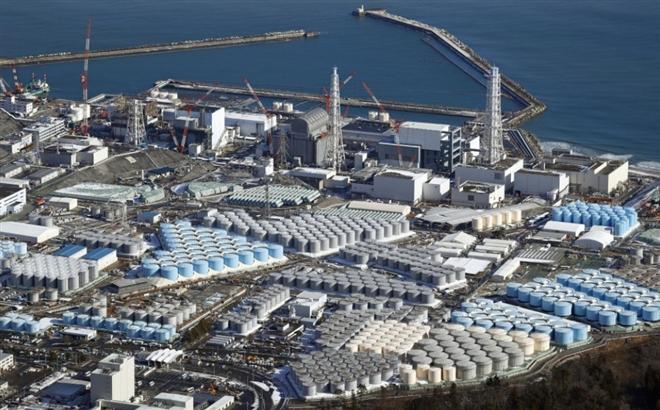 Nhật Bản sẽ xả hơn 1,2 triệu tấn nước thải từ nhà máy hạt nhân Fukushima ra biển - 1